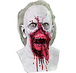 Dr. Tongue Zombie Mask - Day of the Dead