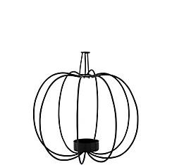 Wire Pumpkin Votive Candle Holder