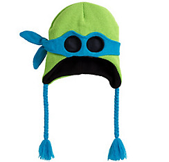 Mask Teenage Mutant Ninja Turtles Peruvian Hat