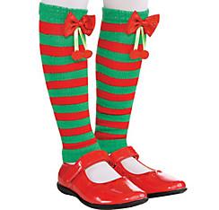 Child Elf Legwarmers