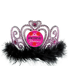 Light-Up Birthday Princess Tiara