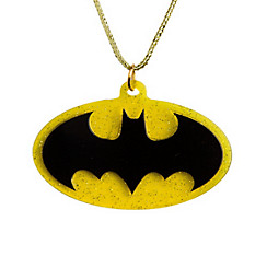 Batgirl Pendant Necklace