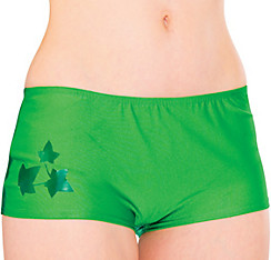 Poison Ivy Boyshorts - Batman
