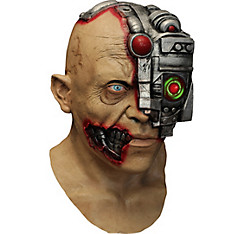 Cyborg Animated Mask