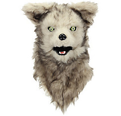 Furry Wolf Mask