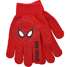 Child Red Spider-Man Gloves