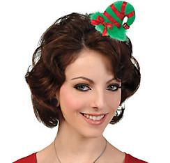 Mini Elf Hat Hair Clip