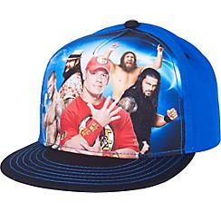 Child WWE Superstars Baseball Hat