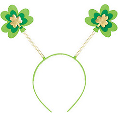 Felt Shamrock Head Bopper