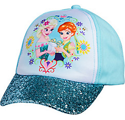 Child Glitter Frozen Fever Baseball Hat