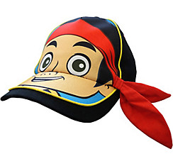 Child 3D Jake Baseball Hat - Jake and the Never Land Pirates