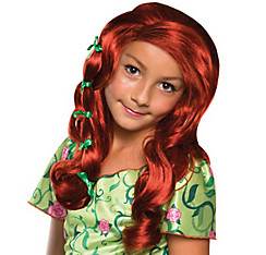 Child Poison Ivy Wig - DC Super Hero Girls