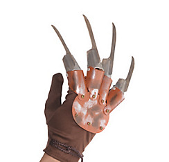 Brown Freddy Krueger Glove - A Nightmare on Elm Street
