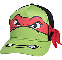 Raphael Baseball Hat - Teenage Mutant Ninja Turtles