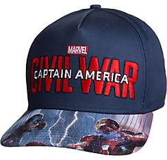 Captain America: Civil War Baseball Hat