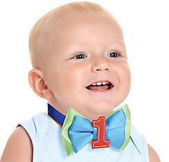 1st Birthday Bow Tie