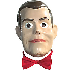 Slappy the Dummy Mask & Bowtie Set - Goosebumps