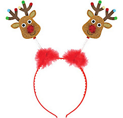 Rudolph Reindeer Head Bopper