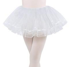 Child Shimmer White Tutu