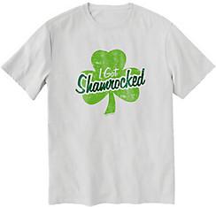I Got Shamrocked T-Shirt
