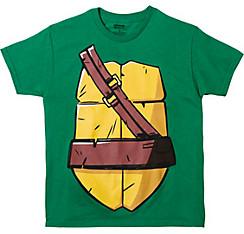 Turtle Shell T-Shirt - Teenage Mutant Ninja Turtles