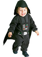 Toddler Boys Darth Vader Costume - Star Wars