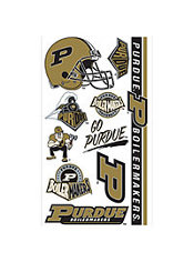 purdue boilermakers tattoos 7ct party city. Black Bedroom Furniture Sets. Home Design Ideas