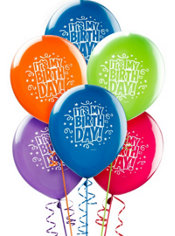 It's My Birthday Balloons 15ct