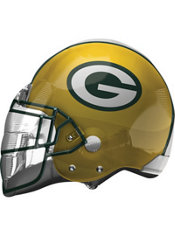Green Bay Packers Helmet Foil Balloon 26in