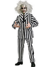 Adult Beetlejuice Costume Grand Heritage