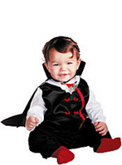 Baby Little Bite Vampire Costume