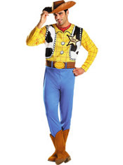 Adult Woody Costume - Toy Story