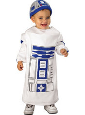 Toddler Boys R2D2 Costume - Star Wars