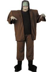 Adult Frankenstein Costume Plus Size