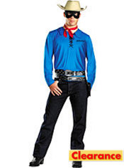 Adult Lone Ranger Costume