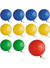 Latex Punch Balloon 24ct