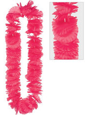 Pink Summer Breeze Flower Lei