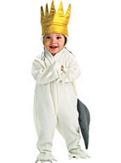 Toddler Boys Where the Wild Things Are Costume