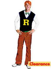 Adult Archie Costume - Archie Comics