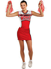 Teen Girls Cheerios Cheerleader Costume - Glee