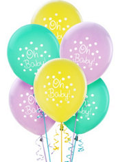 Modern Mommy Latex Balloons 15ct