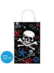 Rocker Favor Bags 12ct