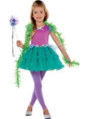 Girls Tutu Ariel Dress