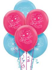 Lalaloopsy Balloons 6ct