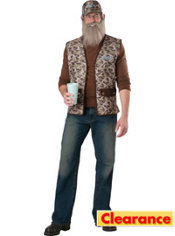 Uncle Si Accessory Kit Deluxe - Duck Dynasty