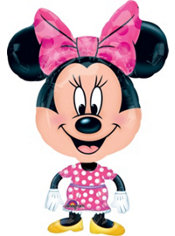 Minnie Mouse Balloon Buddy 22in x 30in