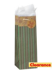 Winter Forest Bottle Bag