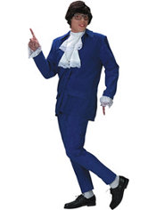 Adult Austin Powers Costume