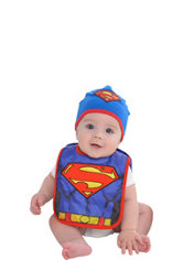 Baby Superman Accessory Kit