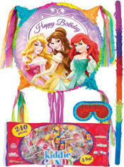 Add-a-Balloon Disney Princess Pinata Kit